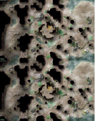 Swamp Caves x2