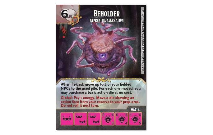 Beholder-feature