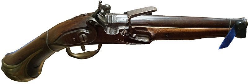 musket-pistol