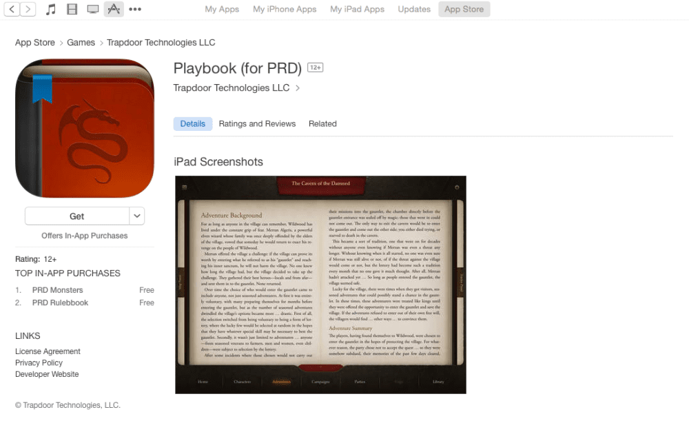 Trapdoor Tech Playbook
