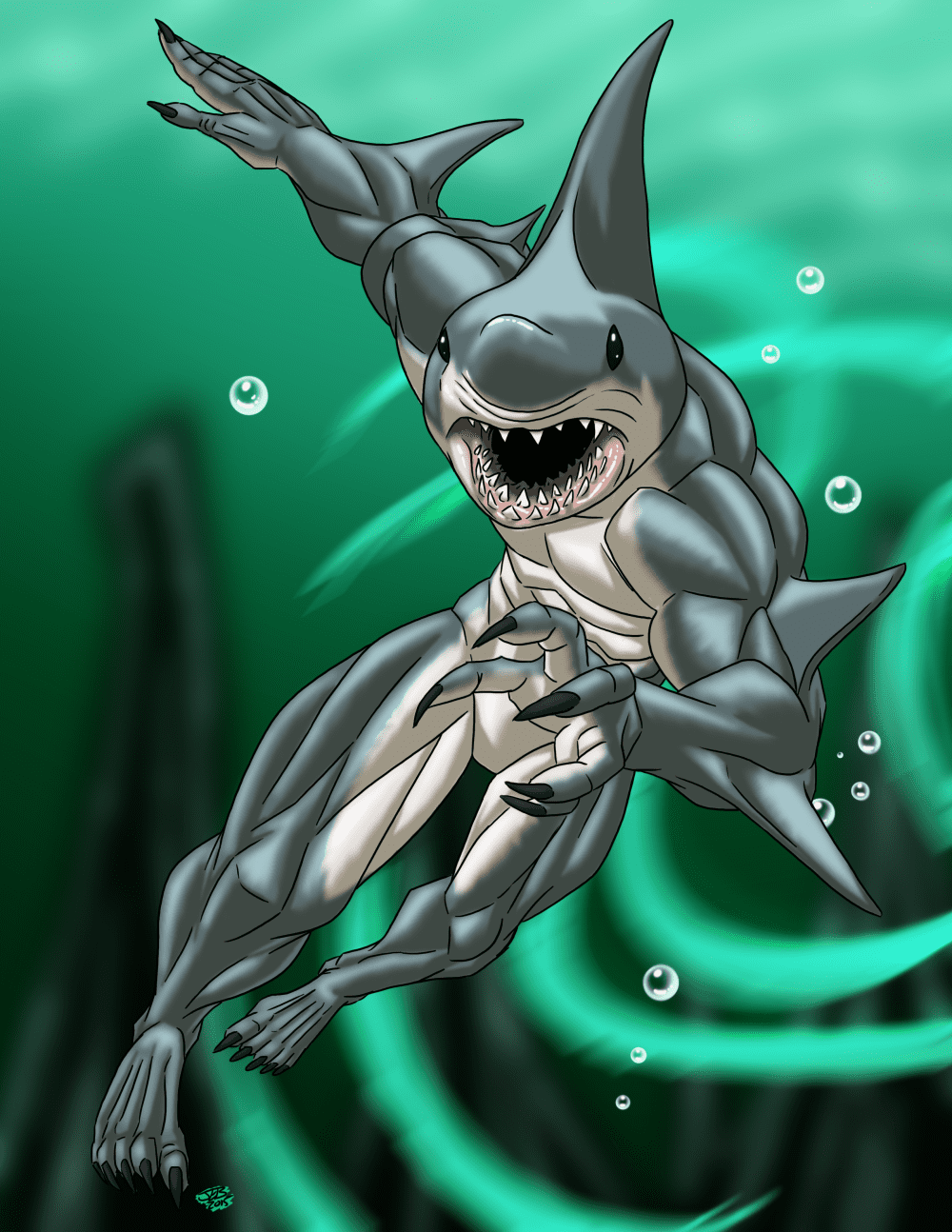 Wereshark-rough-01