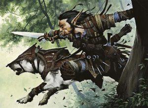 beast master ranger