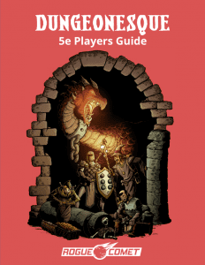 dungeonesque player guide