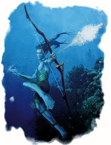 5e Aquatic Elf / Sea Elf - Tribality