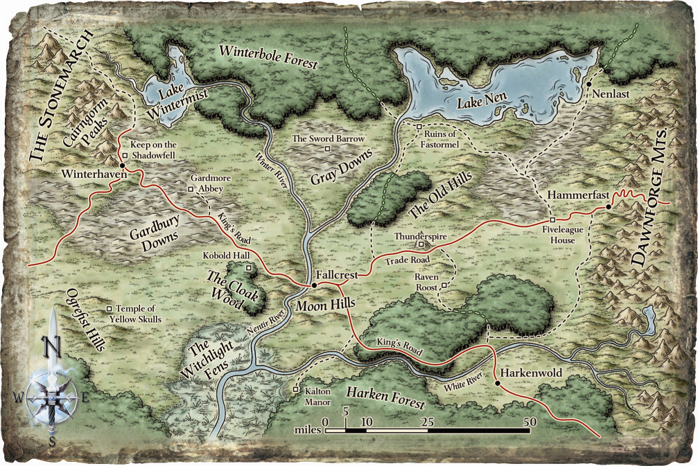 Run A Nentir Vale Campaign For D D 5th Edition Tribality