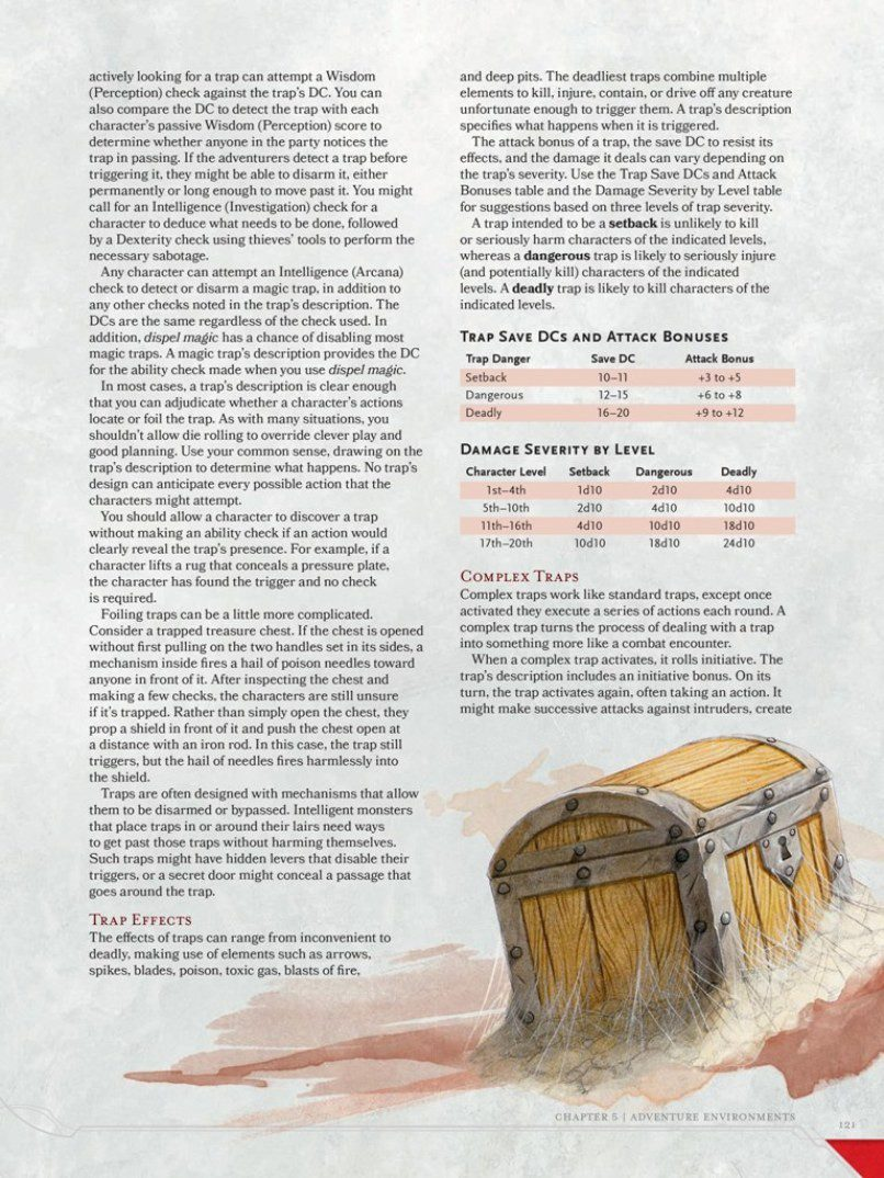 D Amp D 5th Edition Dungeon Master Guide Previews Collection