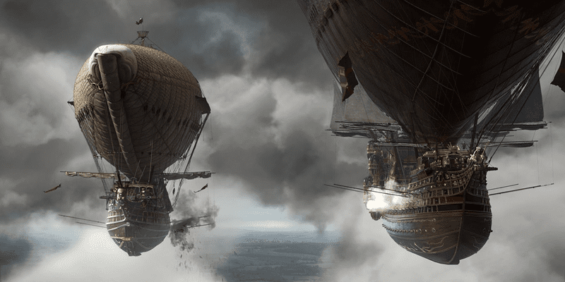 Ideas for a Steampunk Campaign Setting - Tribality