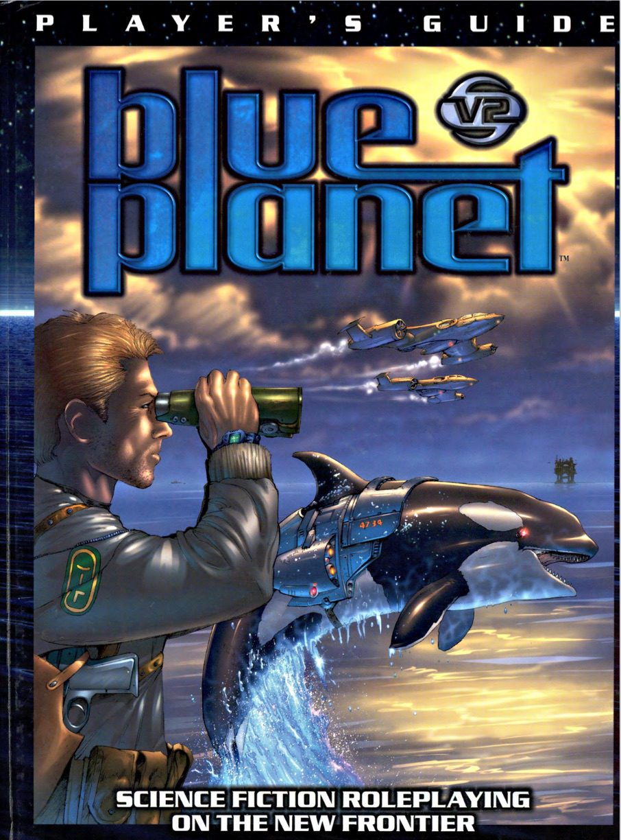 Blue Planet PG Cover