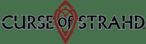 Curse of Strahd - Logo